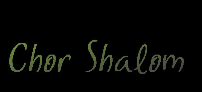Chor SHALOM